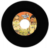 Ganja Morning riddim: Green Lion Crew & King Mas - As I Rise / GLC, Mikey General & Mr Williams - Ganja Morning (Green Lion Crew / Buyreggae) EU 7""